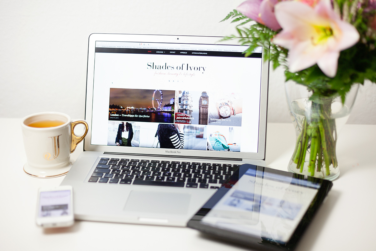 Bild Shades of Ivory, Fashionblogger, Hannover, neues Design, Blogger, WordPress