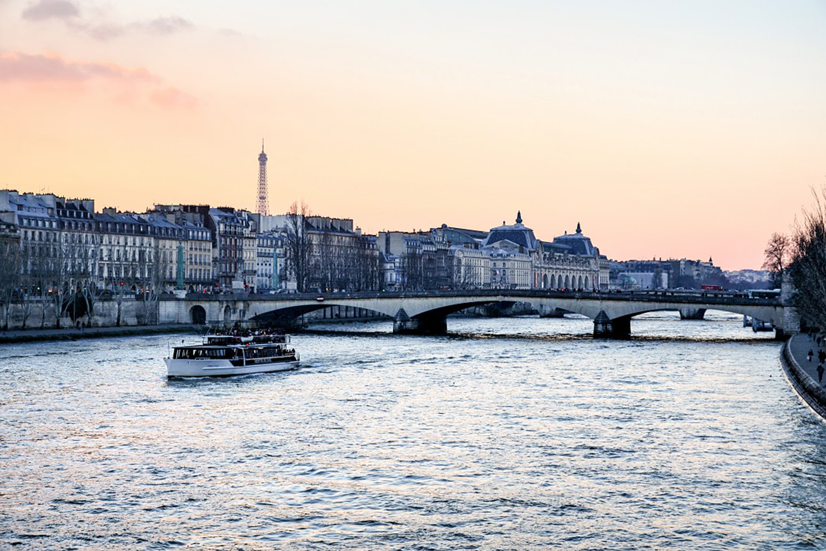 Bild Paris, Pont des Arts