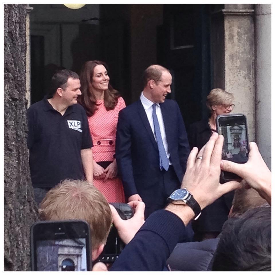 Bild London Prinz William, Prinzessin Kate, United Kingdom, Royal