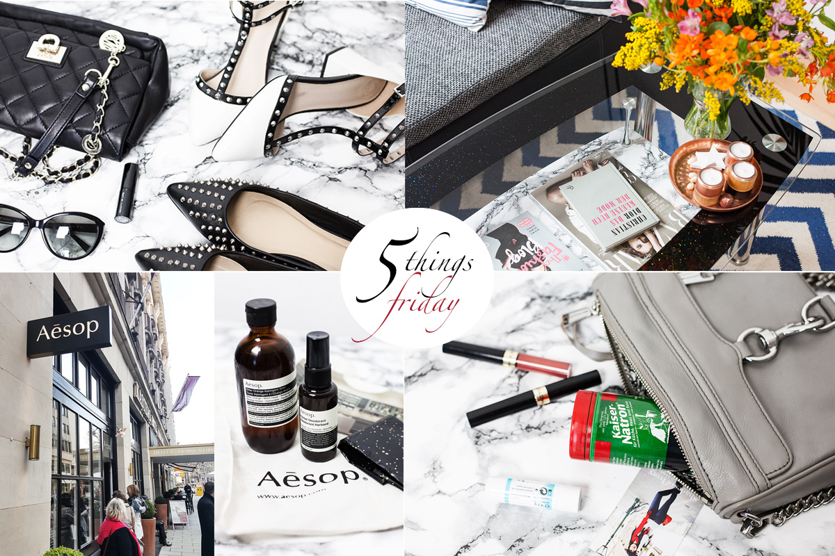 5 things friday, Fashion, Beauty, Lifestyleblog, Hannover