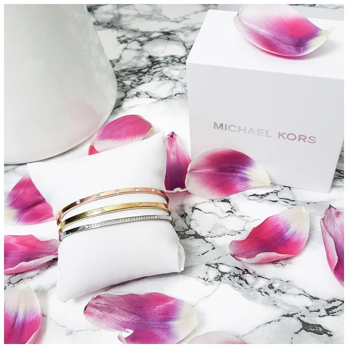 Bild Armband Michael Kors Gold Silber Rosegold, Blogger, Shades of Ivory