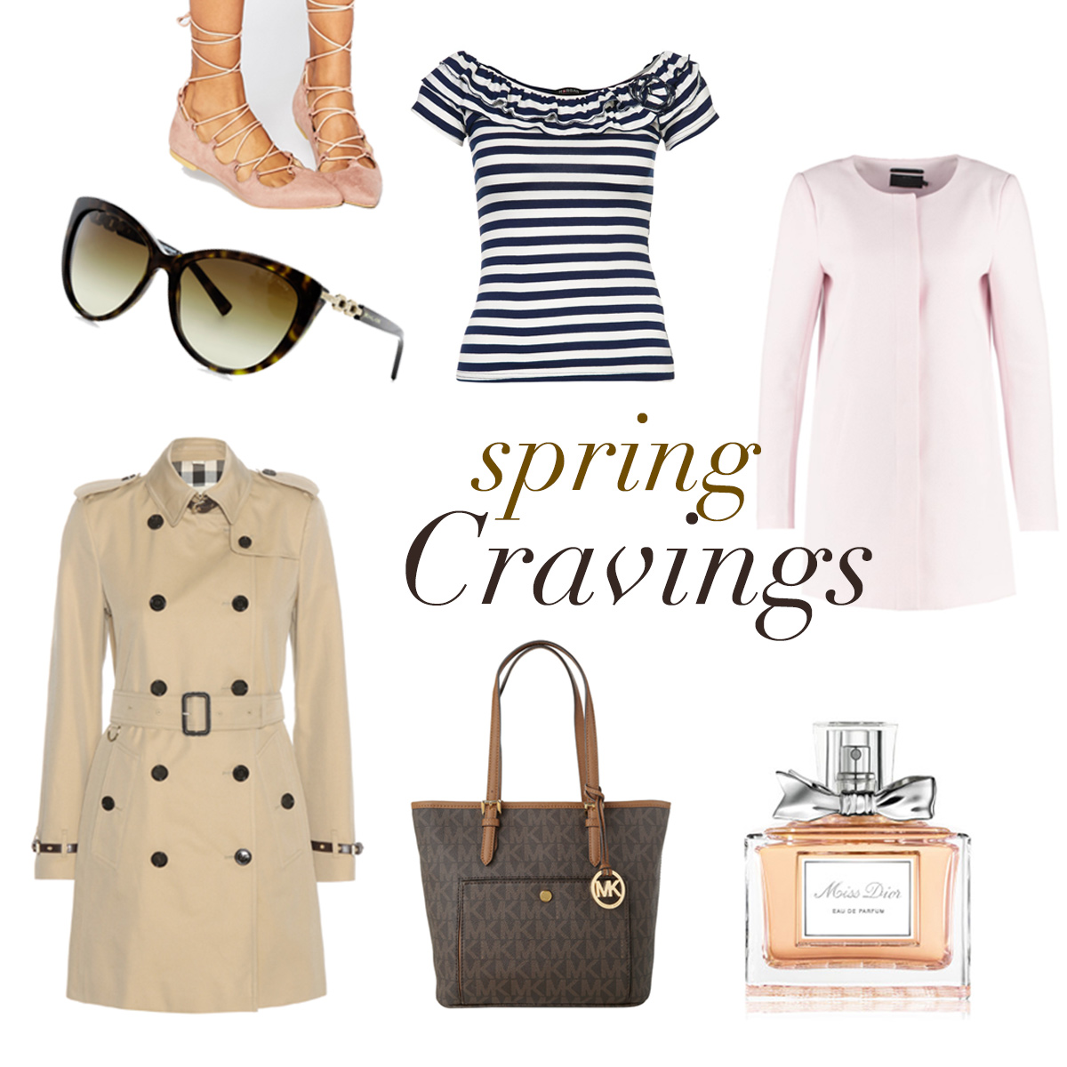 Bild Spring Cravings ; Shopping, Wishlist, Blogger, Fashion