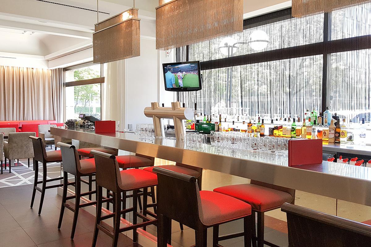 Bild Hotel Radisson Blu Scandinavia, Düsseldorf, Lobby, Interieur, Blog, Shades of Ivory, Hannover