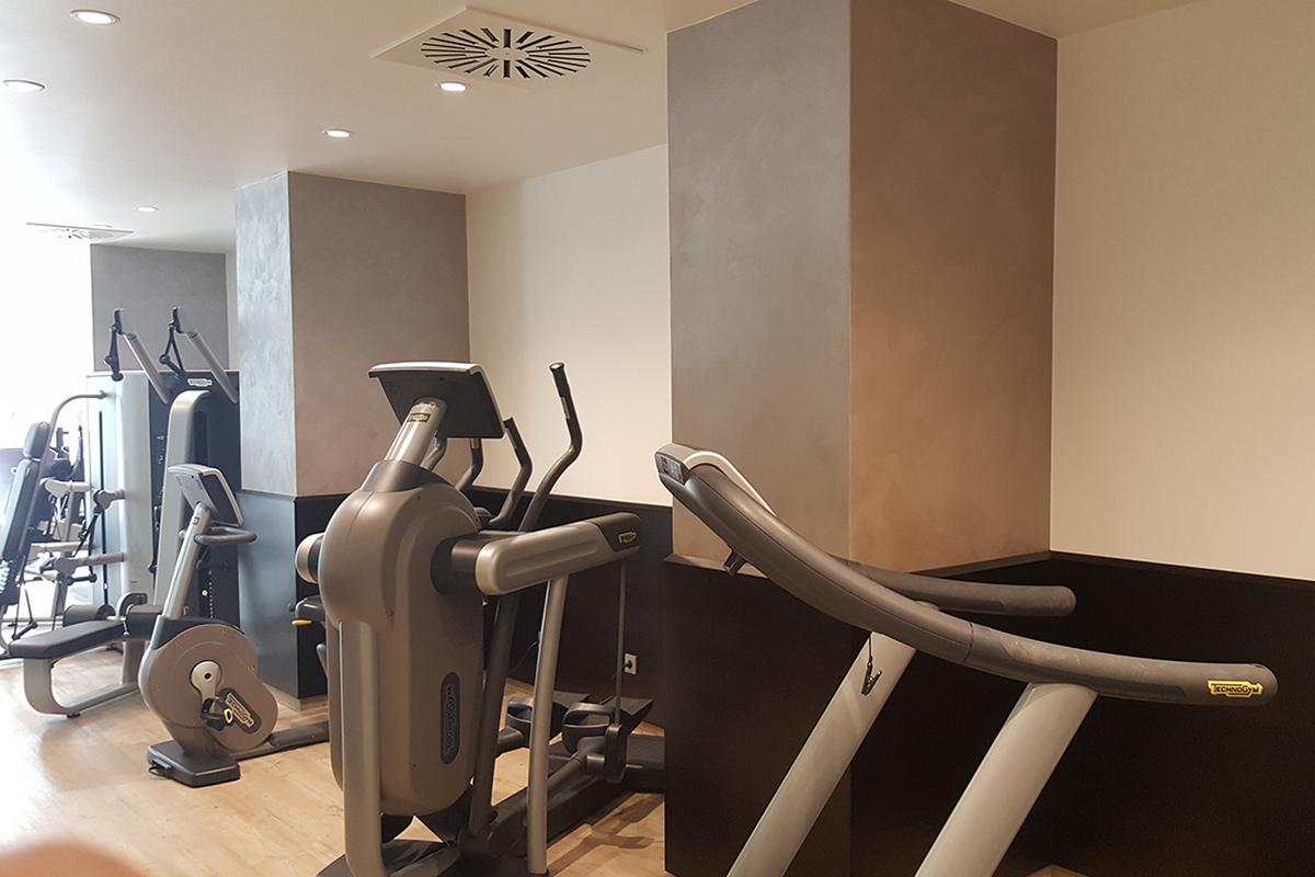 Bild Hotel Radisson Blu Scandinavia, Düsseldorf, Fitness, Wellness, Blog, Shades of Ivory, Hannover