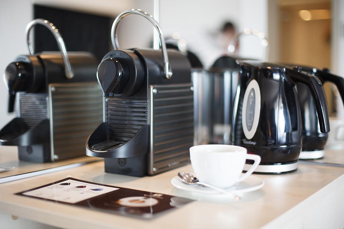 Bild Hotel Radisson Blu Scandinavia, Düsseldorf ,Nespresso, Blog, Shades of Ivory, Hannover