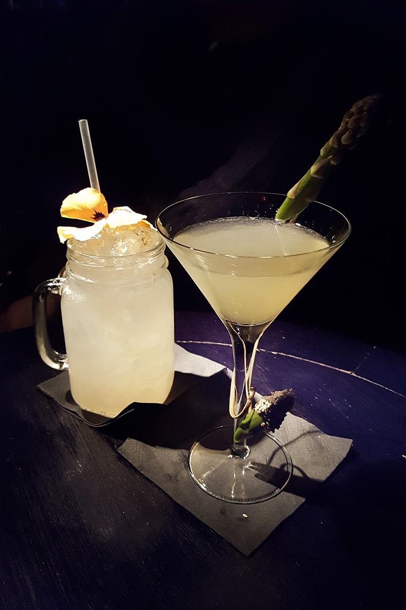 London by Night, The Shard, Ausblick von The Shard, Cocktail, Bar